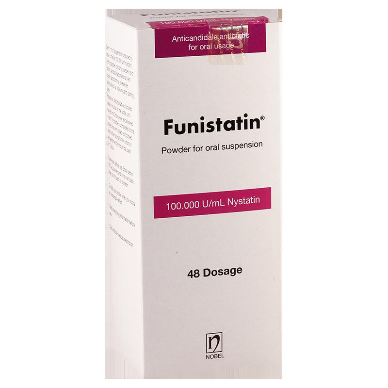 ფუნისტატინი / Funistatin