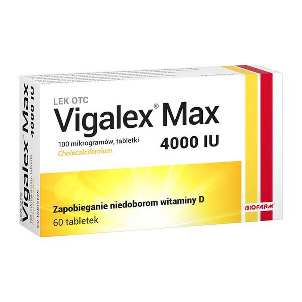 ვიგალექს მაქსი / Vigalex Max