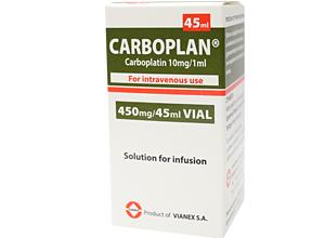 კარბოპლანი / CARBOPLAN