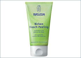 არყის ხის პილინგ-გელი შხაპისთვის - ველედა / Birken-Dusch-Peeling