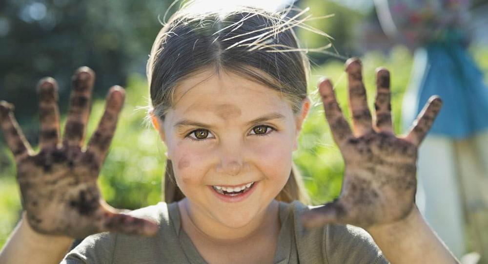 ბავშვების იმუნიტეტს არა ჰიგიენა, არამედ მიკრობები ამყარებს