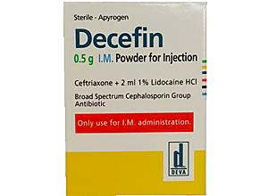 დეცეფინი / DECEFIN