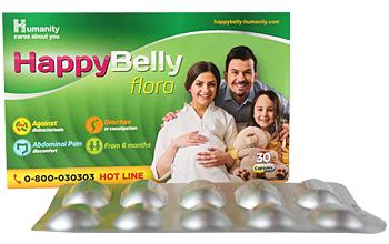ჰეფიბელი ფლორა - ჰუმანითი / Happybelly Flora - Humanity
