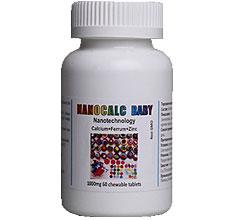 ნანოკალცი ბეიბი / Nanocalci  Baby