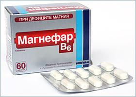 მაგნეფარი B6 / MAGNEFAR B6