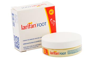 ტერფის კრემი / Larifan Foot